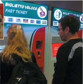 Code alla stazione? Il disoccupato organizzato   ruba il lavoro a Trenitalia e ti risolve i problemi