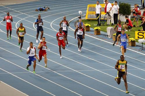 Ai mondiali di atletica   oro e record nei 4x100  per Bolt e la Giamaica