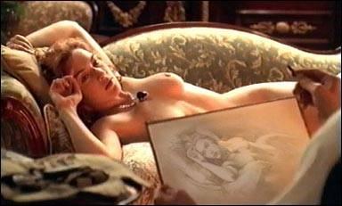 """Kate Winslet: """"Odio il sesso nei film. Immorale""""  Ma col nudo al cinema ha più di un precedente..."""