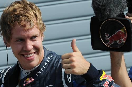 Vettel trionfa a Monza e vola verso il Mondiale  Terzo Alonso, che resiste a Hamilton nel finale