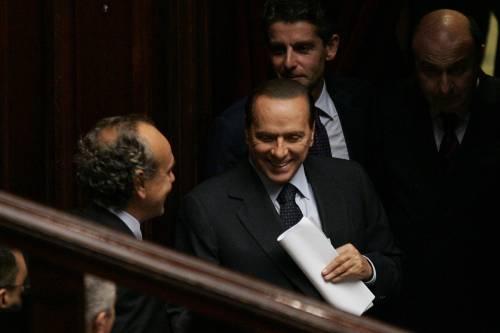 La sfida di Berlusconi:  con questi pm non parlo