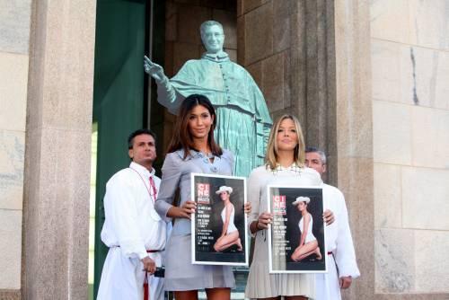Riparte il tg di Ricci  E ha la benedizione  di san De Benedetti