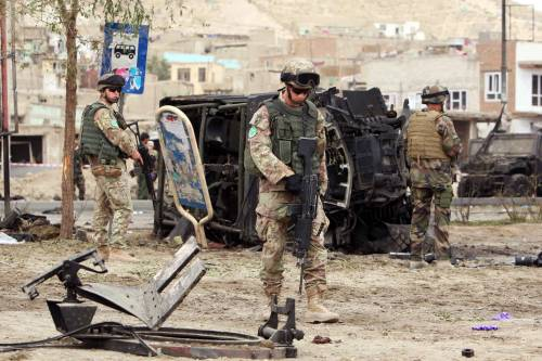 Herat, incidente stradale  Tre soldati italiani morti