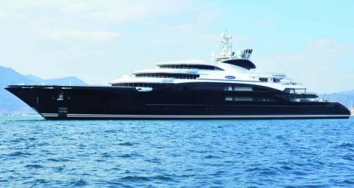 La risposta Fincantieri: megayacht di lusso contro la crisi