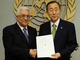"""Abu Mazen all'Onu: """"Riconoscete la Palestina""""  E attacca Israele: """"Pulizia etnica contro di noi"""""""
