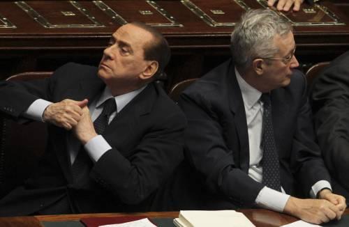 Governo, Berlusconi è deciso:  adesso Giulio va ridimensionato