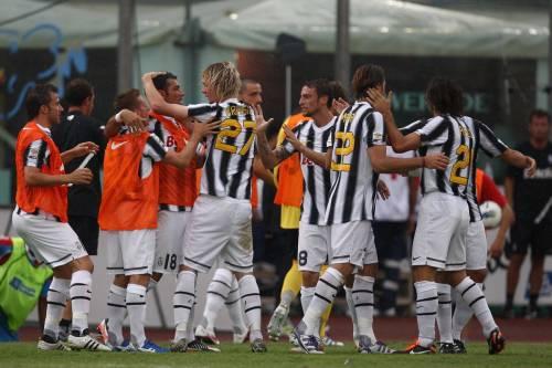Juventus, passo falso:   solo un pari a Catania  Bene Chievo e Atalanta
