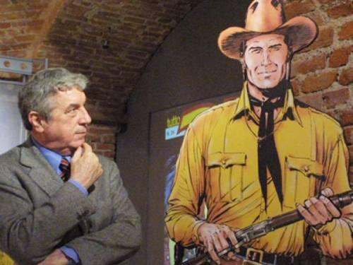 Addio a Bonelli, padre di Dylan Dog e Tex Ecco la sua ultima intervista al Giornale