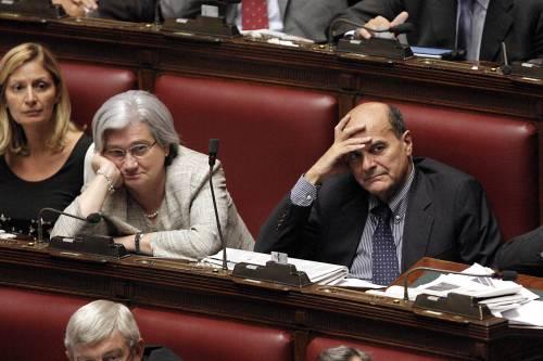 Non votano la sfiducia<br /> La ritorsione di Bersani:<br /> vuole espellere i Radicali