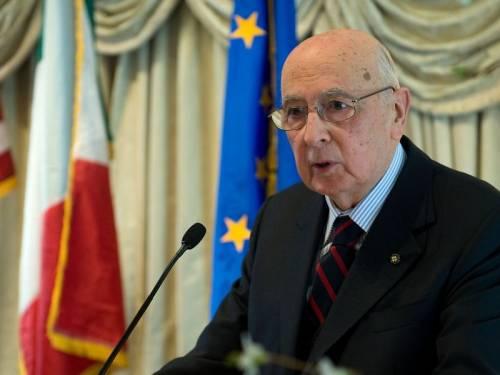 """Napolitano contro il Carroccio:  """"Un tempo i separatisti in galera"""""""