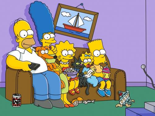 Usa, la crisi morde anche l'industria del cinema  Ora i Simpson rischiano di chiudere i battenti