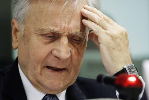 """Crisi, l'allarme di Trichet  """"Situazione peggiorata  Dobbiamo agire subito"""""""