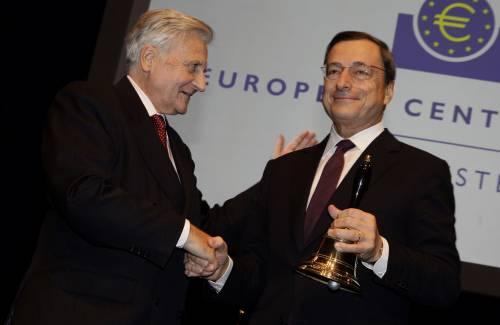 """Francoforte, supervertice  tra Sarkozy e la Merkel  """"Modifichiamo i Trattati"""""""