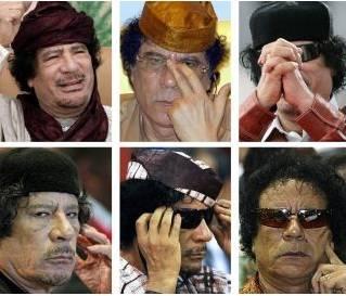 """L'ultima intervista al raìs  """"Farà la fine di Saddam?  No perché sono diverso"""""""