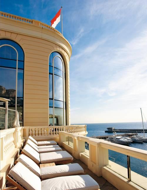Nel centro di Montecarlo un'oasi di benessere, lusso e relax alle Thermes Marins