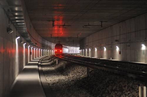 Tunnel di 1 km per sviluppare l'area della Cargo City