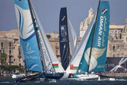 Extreme Sailing, Trapani fa tris: regate a settembre