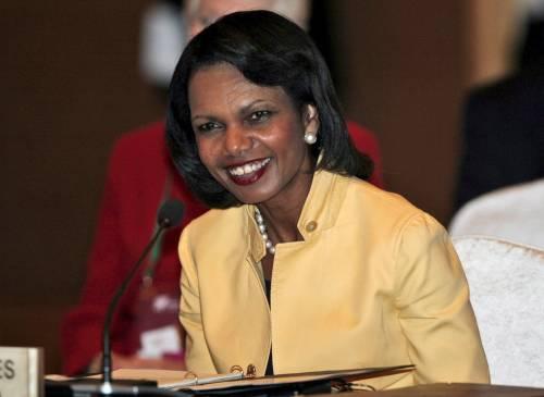 Usa, la Rice torna in campo: vuol fare la vicepresidente