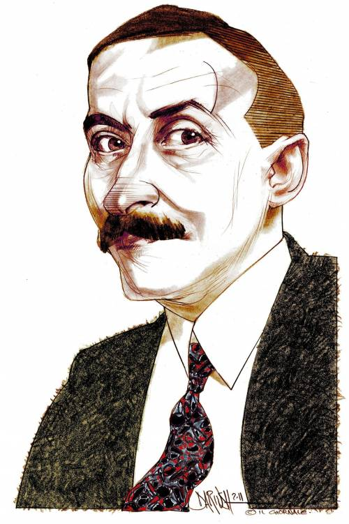 Zweig, il nostalgico rivoluzionario