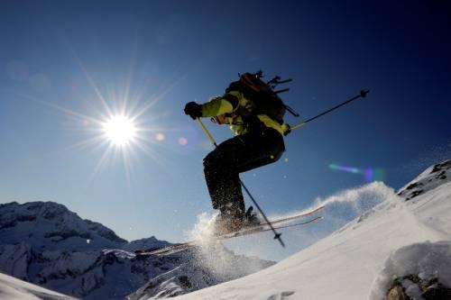 Trentino, Dolomiti a tutto sci