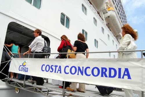 Costa Concordia, un colosso da 112mila tonnellate