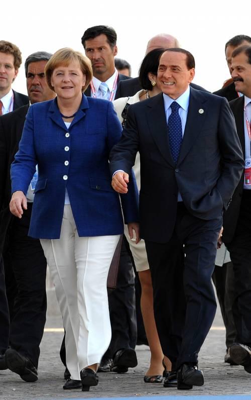 """Crisi, Monti alla Germania: """"Da voi non vogliamo soldi"""""""