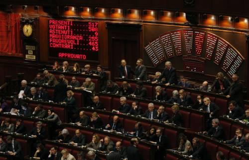 La Camera taglia gli stipendi (ma c'è il trucco)