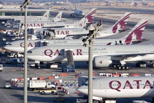 Qatar Airways, più voli da Malpensa: da 7 a 11 settimanali
