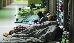 Freddo killer in Europa 60 vittime in 5 giorni