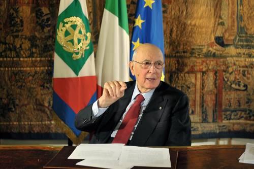 """Lavoro, Napolitano avverte: """"Tutte le proteste illegali  non saranno tollerate"""""""