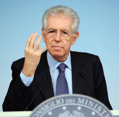 """Patrimoni dei ministri, ora Monti assicura: """"Martedì sono on line"""""""