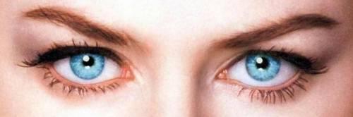 Quel killer che uccide gli occhi azzurri