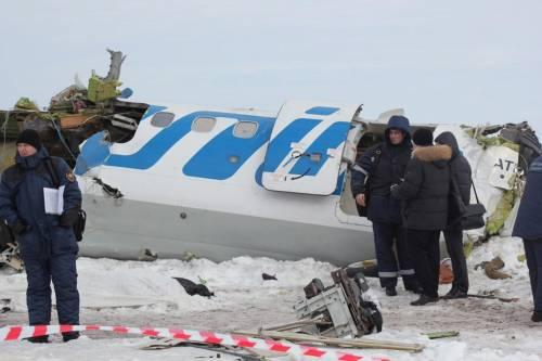 Precipita un velivolo 29 morti in Siberia