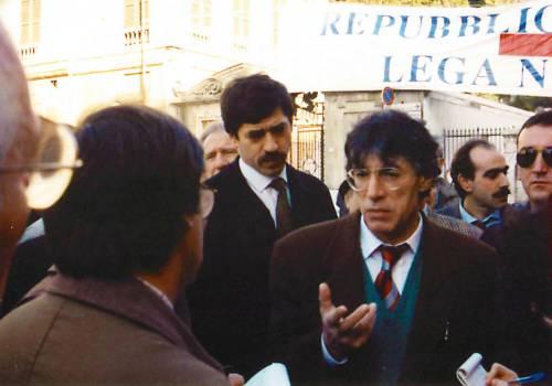 """""""Il 5 aprile 1992 finiva la Prima Repubblica.  Il 5 aprile 2012 finisce la Seconda?"""""""