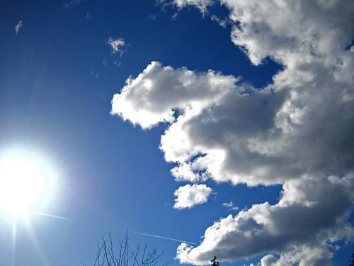 Ancora 2 giorni di pioggia poi arriverà il grande caldo