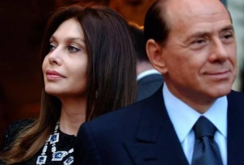 A Veronica Lario 100 mila euro al giorno, Berlusconi mantiene il patrimonio