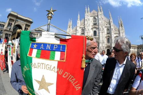 Festa della Liberazione<br />e primo maggio<br />spaccano ancora il Paese