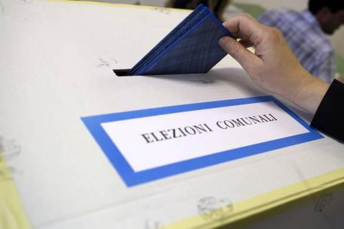 AMMINISTRATIVE 2012 Al voto 9 milioni d'italiani L'affluenza è in calo: 50%
