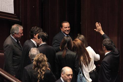Berlusconi vede Monti Al lavoro per formare il partito dei moderati