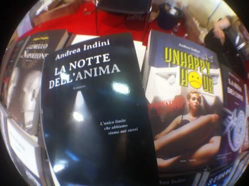 Un viaggio lungo una vita Il nuovo libro di Andrea Indini