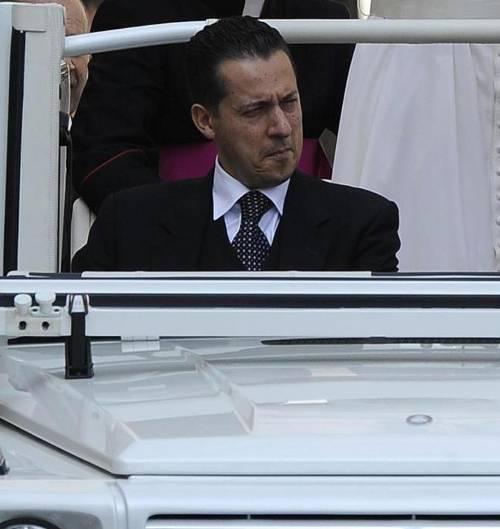 Il maggiordomo del Papa