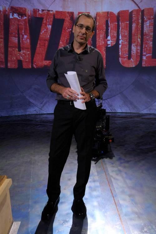 Formigli si risente per il tweet velenoso di Renzi contro i talk show
