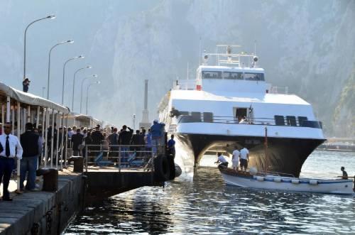 Le tariffe sono troppo care La rivolta al porto di Capri: stop a tutte le imbarcazioni