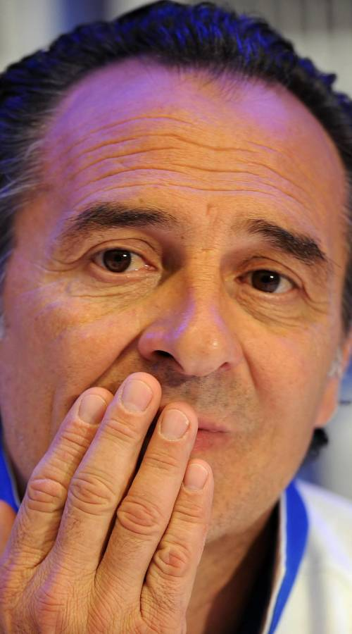 E l'Italia s'affida a Cassano e Balotelli