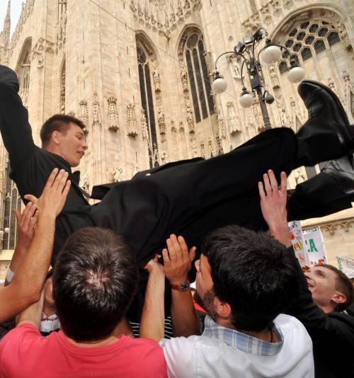 Anche un astrofisico tra 22 nuovi sacerdoti