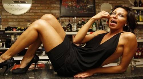 La sexy barista di Brescia da Playboy alla politica