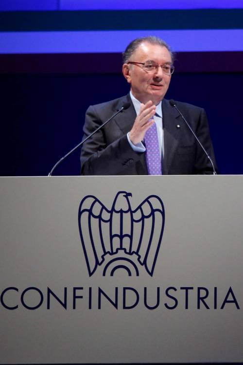 """Confindustria va all'attacco: """"Dall'Ue misure inadeguate, il pil destinato a peggiorare"""""""