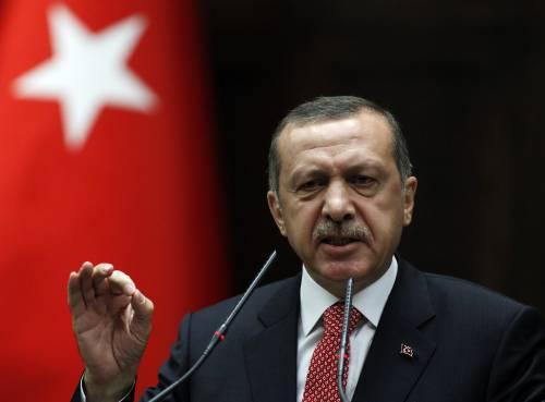 "Siria, Erdogan critica Israele: ""Sui raid intervenga l'Onu"""
