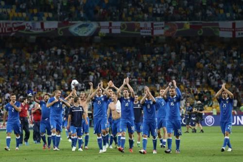 L'Italia che non si arrende: ora un calcio a crisi e Germania