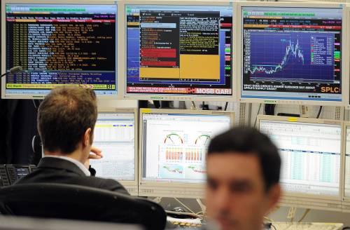Le Borse europee euforiche Piazza Affari vola: +6,5% Lo spread cala a 420 punti